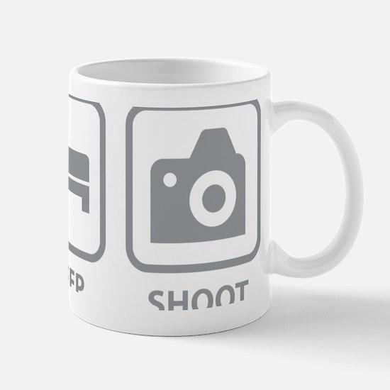 eatSleepShoot1C Mug