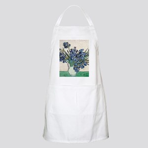 Van Gogh Irises Apron