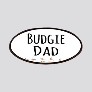 Budgie Dad Patches
