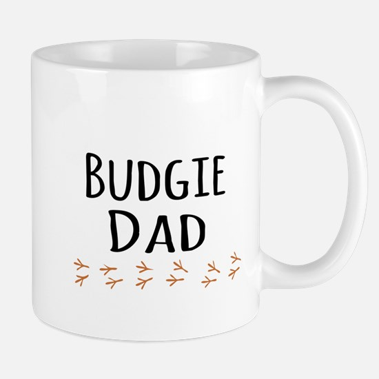 Budgie Dad Mugs
