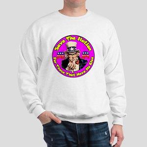 Save The Nation ~ Sweatshirt