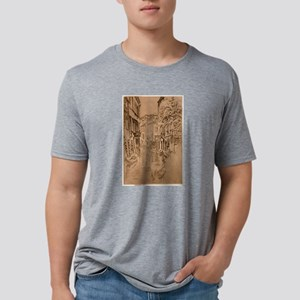 Quiet canal - James McNeill Whistler - 1886 Mens T