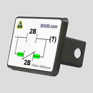 2Bnot2B Ladder Logic Rectangular Hitch Cover