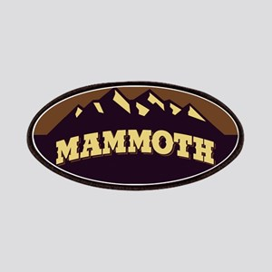 Mammoth Sepia Patches