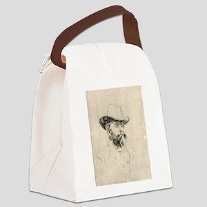 Robert Barr - Whistler - 1894 Canvas Lunch Bag