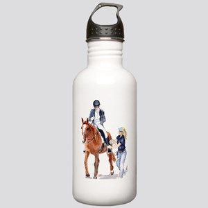 Final Wipe and Wisdom Stainless Water Bottle 1.0L
