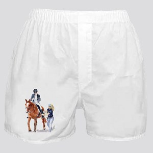 Final Wipe and Wisdom Boxer Shorts