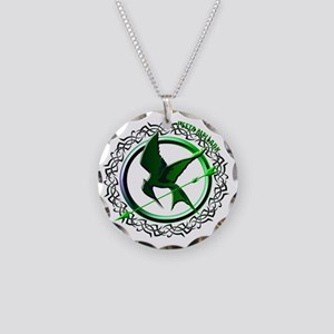 Team Peeta Mellark from The  Necklace Circle Charm