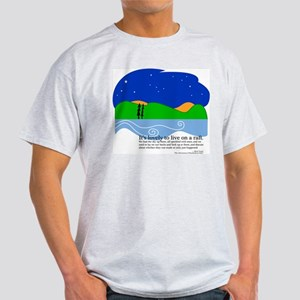 Huck Finn by Nancy Vala Light T-Shirt