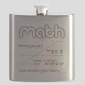 Math Coordinate Geometry Flask