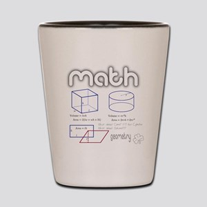 Geometry Solid Shot Glass