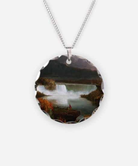 Thomas Cole Niagara Falls Necklace