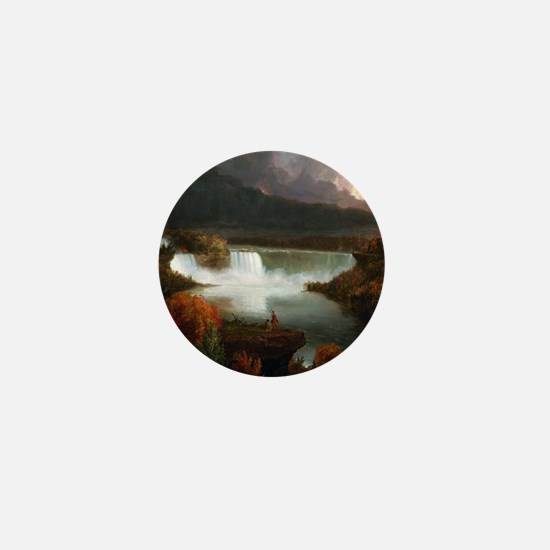 Thomas Cole Niagara Falls Mini Button