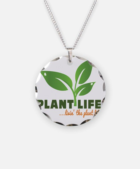 Plant Life Necklace