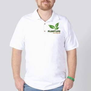 Plant Life Golf Shirt