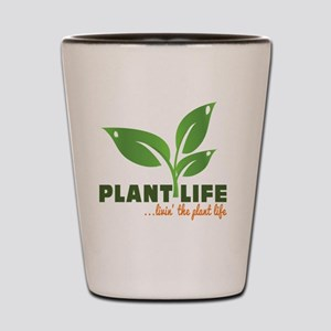 Plant Life Shot Glass