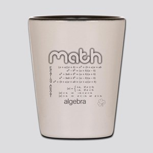 Algebra Factoring and Absolute Shot Glass