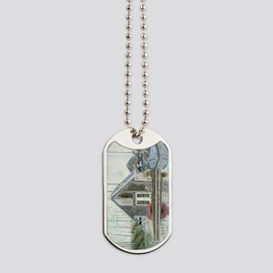 A Float Dog Tags