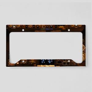 INSLaptopSkin License Plate Holder