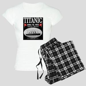 TG2GhostClipboard Women's Light Pajamas