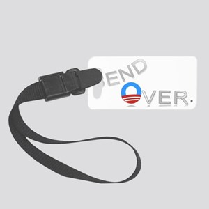 2012: BEND Over Small Luggage Tag