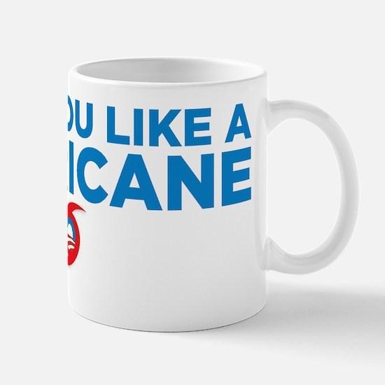 Rock you like a hurricane Mug