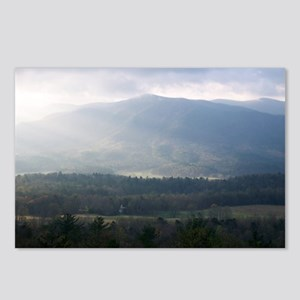 Smokey Mountain Morning Postcards (Package of 8)