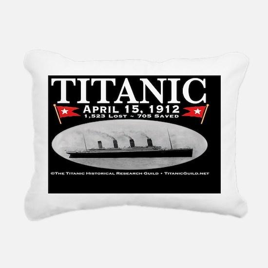 TG2clutch-b Rectangular Canvas Pillow