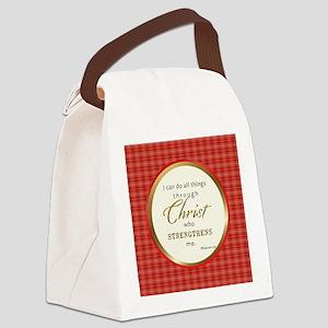ICandoAllThingsOrn Canvas Lunch Bag