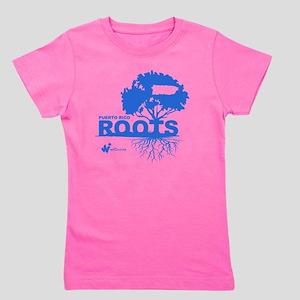 Puerto Rico Roots Girl's Tee