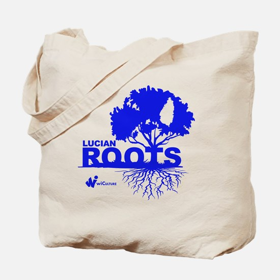 Lucian Roots Tote Bag