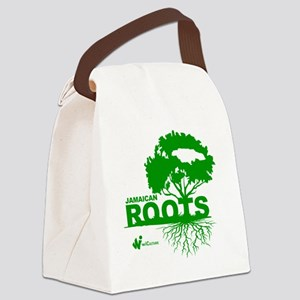 Jamaican Roots Canvas Lunch Bag