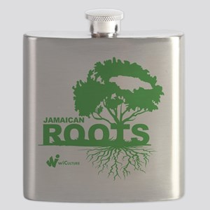 Jamaican Roots Flask