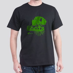 Vincy Roots Dark T-Shirt