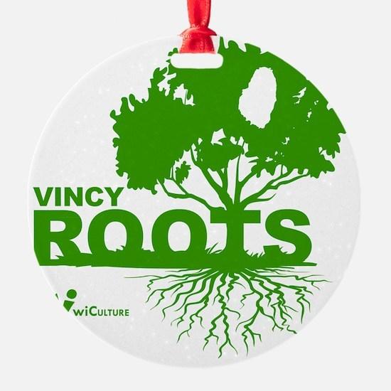 Vincy Roots Ornament