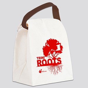 Trini Roots Canvas Lunch Bag