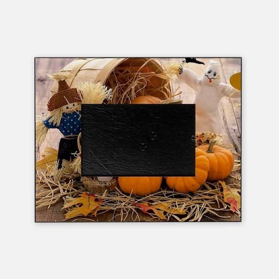 Fall Season Picture Frame