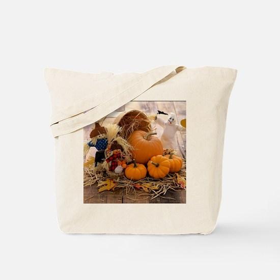 Fall Season Tote Bag