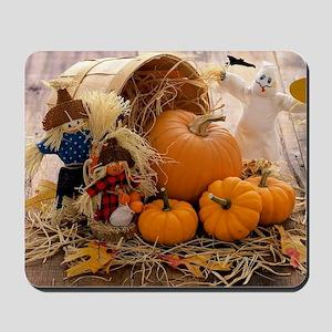 Fall Season Mousepad