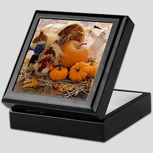 Fall Season Keepsake Box