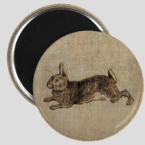 Vintage Rabbit Magnet