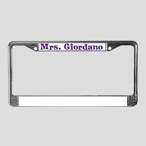 1346086457 License Plate Frame