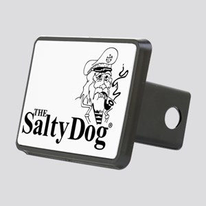 Original Salty Dog Rectangular Hitch Cover