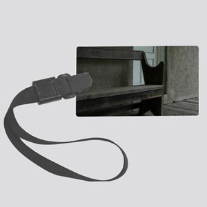 London Grove Bench Large Luggage Tag