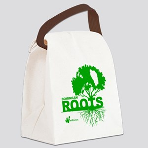 Dominican Roots Canvas Lunch Bag