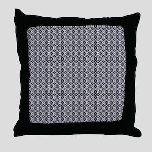 Fancy Pattern Throw Pillow
