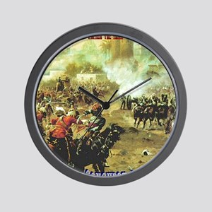 John Company Cover Wall Clock