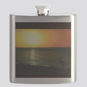 The Last of the Dodos Flask
