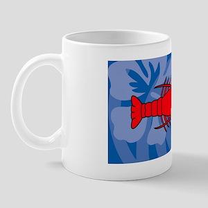 Lobster Clutch Mug