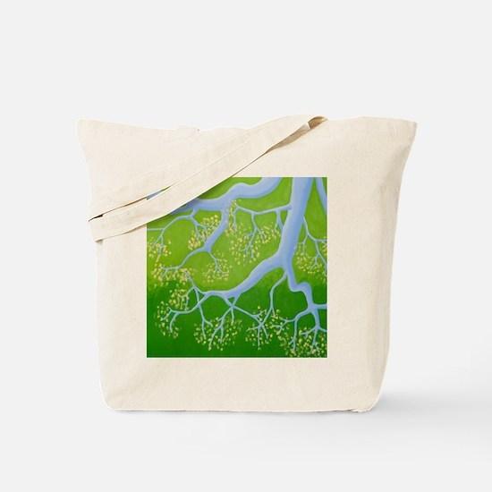 Pied Billed Grebe Tote Bag